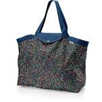 Grand sac cabas en tissu  tulipes - PPMC
