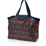 Tote bag with a zip wax - PPMC