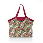Pleated tote bag - Medium size ibis - PPMC