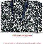 Gran bolsa de almacenamiento follaje tinta china - PPMC