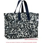 Storage bag chinese ink foliage  - PPMC