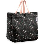 Sac cabas shopping constellations - PPMC