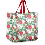 Shopping bag powdered  dahlia - PPMC