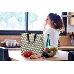 Shopping bag flamingo - PPMC
