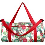Duffle bag powdered  dahlia - PPMC