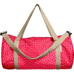 Duffle bag feuillage or rose - PPMC