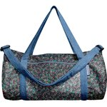 Duffle bag green azure flower - PPMC