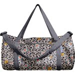 Duffle bag ochre flower - PPMC