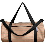 Duffle bag bronze copper stripe  - PPMC