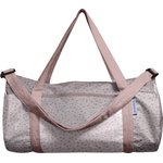 Duffle bag gray copper triangle - PPMC