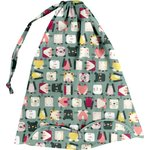 Lingerie bag animals cube - PPMC