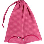 Bolsa para la ropa etoile or fuchsia - PPMC