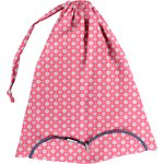 Bolsa para la ropa pequeñas flores  rosadas - PPMC
