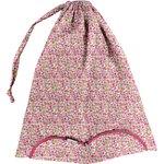 Lingerie bag pink jasmine - PPMC