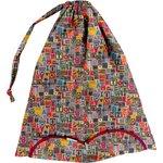 Lingerie bag multi letters - PPMC