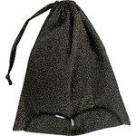 Bolsa para la ropa noir pailleté - PPMC