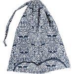 Lingerie bag scandinave navy blue - PPMC