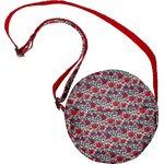 Round bag poppy - PPMC