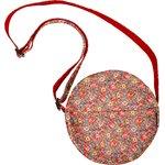 bolsa redonda cuadrado de flores - PPMC