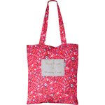 Sac tote bag bleuets cherry - PPMC