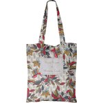 Sac tote bag wax fleuri - PPMC