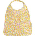 Elastic napkin child mimosa jaune rose - PPMC
