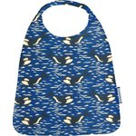 Elastic napkin child orque bleue - PPMC