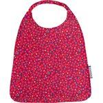 Elastic napkin child pompons cerise - PPMC