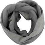 Snood polar talla única étoile or gris - PPMC