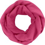 Fleece snood one-size fuschia - PPMC