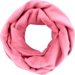 Fleece snood one-size bubble pink - PPMC