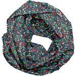 Fabric snood adult  tulipes - PPMC