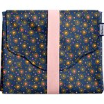 Changing pad glittering heart - PPMC