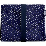 Changing pad navy gold star - PPMC