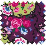 Cotton fabric bohemia - PPMC