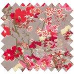 Cotton fabric flower of cherry tree - PPMC
