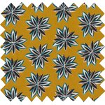 Cotton fabric aniseed star - PPMC