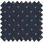 Cotton fabric marine anchor - PPMC
