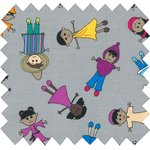 Cotton fabric extra 497 - PPMC