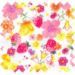 Cotton fabric  extra 323 - PPMC