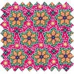 Cotton fabric extra 369 - PPMC