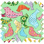 Cotton fabric extra 487 - PPMC