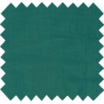 Cotton fabric blue green gauze - PPMC