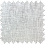 Cotton fabric cream gauze - PPMC