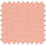 Cotton fabric gauze pink - PPMC