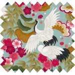 Cotton fabric ibis - PPMC