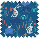 Cotton fabric lapin dalmatien - PPMC