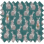 Cotton fabric bunny - PPMC