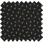 Cotton fabric golden straw - PPMC