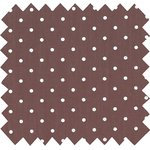 Cotton fabric brown spots - PPMC